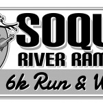 2013 Soque River Ramble Event Graphic - First Look!