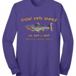 2015 Soque River Ramble T-shirt