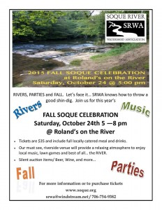 Fall Soque Celebration Poster